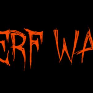 Nerf War Mom vs. Son