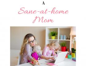 sane-at-home mom