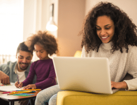 productive work from home tips