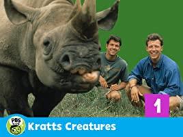kratts creatures