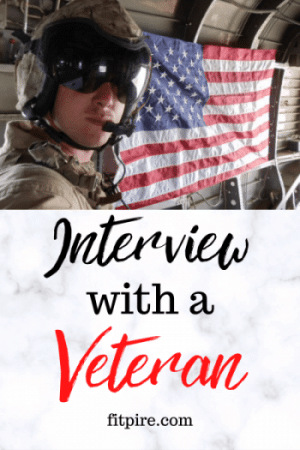 interview with a veteran
