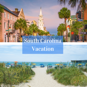SC vacation