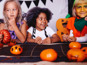 Throw an Epic Halloween Party At Home