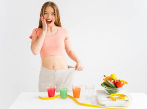 Losing Weight- The Ultimate Guide