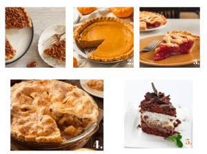 20 Healthy Holiday Desserts