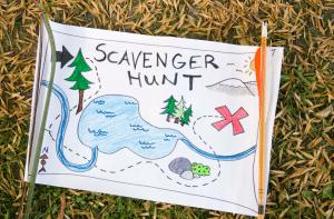 st patricks scavenger hunt
