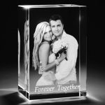 personalized crystal
