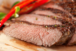 flank steak taco